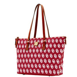 Oklahoma Zip Top Shopper