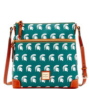 Michigan State Crossbody